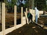 images of Fence Panels Concrete Posts