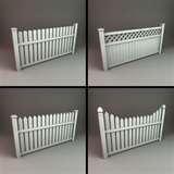 Fence Panels High photos