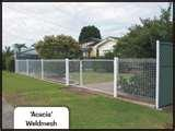 images of Fencing Panels Galvanised