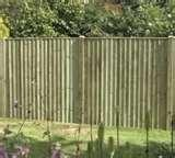 Feather Fence Panels images