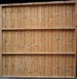 Feather Fence Panels pictures
