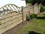 Feather Fence Panels