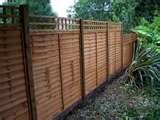 Fencing Panel Types photos