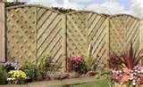 Timber Fencing Panels Ireland pictures