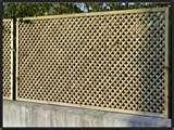 pictures of Timber Fencing Panels Ireland