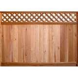 photos of Wooden Fence Panels At Lowes