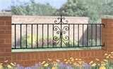 pictures of Steel Fence Panels 2ft
