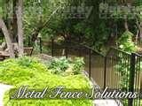 Metal Fence Panels Dallas pictures