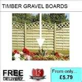 images of Fence Panels And Gravel Boards