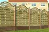 photos of Fence Panels And Gravel Boards