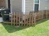 pictures of Fence Panels At Lowes