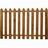 2ft Picket Fence Panels images