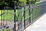 Wrought Iron Fence Panels Houston pictures