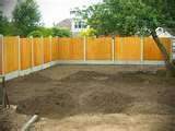 Garden Fence Panels Prices pictures
