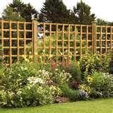 Lattice Fence Panels pictures
