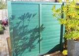 Plastic Fencing Panels photos
