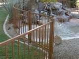Plastic Fencing Panels pictures