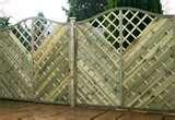Trellis Fence Panels pictures