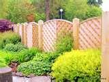 Timber Fence Panels photos