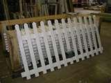 pictures of Vinyl Fence Panels