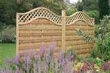 photos of Fence Panels