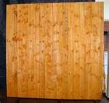 images of Fence Panel Sizes