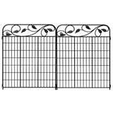 pictures of Decorative Fence Panels