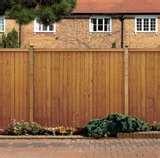 Fence Panel 2m photos
