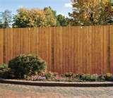 pictures of Fence Panel 2m