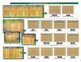 Fence Panels Wood images