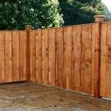 3ft Feather Edge Fence Panel pictures