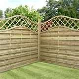 8ft Fence Panel photos