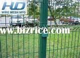 photos of Fence Panel Curved