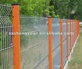images of Fence Panel Curved