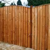 Fence Panel Curved pictures
