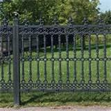 Fence Panel Decor pictures