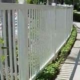 Privacy Fence Panel Designs pictures