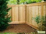 images of Privacy Fence Panel Designs
