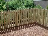 images of Wooden Fence Panel For Sale