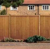 Wooden Fence Panel For Sale images
