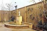 Wooden Fence Panel For Sale