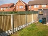 pictures of Fence Panel Garden Uk