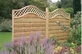 Fence Panel Garden Uk photos