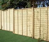 Fence Panel Garden Uk