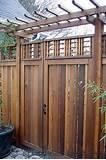 How To Build A Fence Panel Gate images