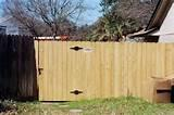 How To Build A Fence Panel Gate