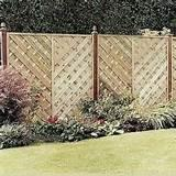 Fence Panel Home Delivery pictures