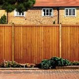 pictures of Fence Panel Home Delivery