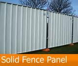 Fence Panel Hire Uk pictures