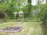 images of Aluminum Fence Panel Houston